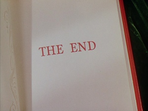 book-the-end-title