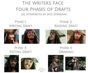 Jack sparrow drafts