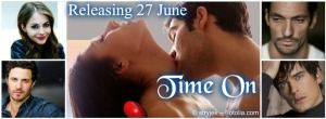 Time On FB cover release date