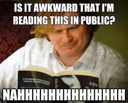 ##reading in public