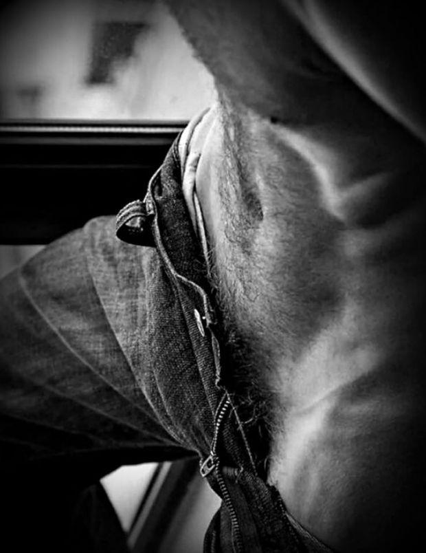 new jeans b&w